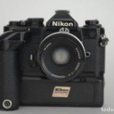 Cámara de fotos: NIKON FM2. Lote 172388253