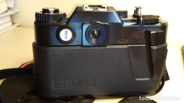 Cámara de fotos: Cámara réflex Zenit 122 + flash de regalo - Foto 3 - 173667054