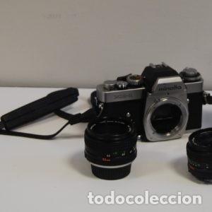 Cámara de fotos: Minolta XE + Accesorios - Foto 2 - 174399404