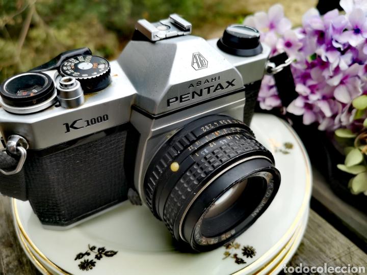 Cámara de fotos: Cámara fotográfica Pentax Asahi K1000 - Foto 3 - 195376372