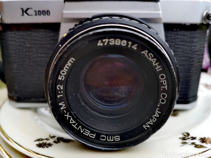 Cámara de fotos: Cámara fotográfica Pentax Asahi K1000 - Foto 5 - 195376372