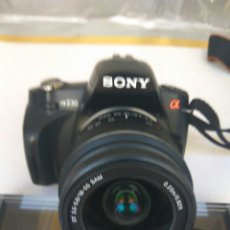 Cámara de fotos: CÁMARA FOTOS SONY A 230 VER FOTOS ADICIONALES. Lote 176153950