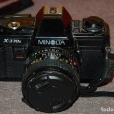 Appareil photos: CAMARA FOTOGRAFICA MINOLTA X370S. Lote 176884770