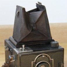 Cámara de fotos: KW -KAMERAWERKSTATTEN-REFLEX BOX, AÑO 1933. 120 FILM, SLR . FORMATO 6X9 .RAREZA!!. Lote 177038334