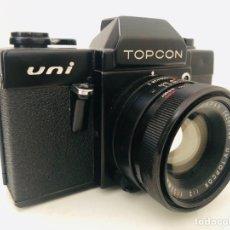 Cámara de fotos: TOPCON UNI. Lote 177232959