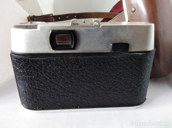 Cámara de fotos: cámara Regula L con funda cuero funcionando - Foto 7 - 177720090