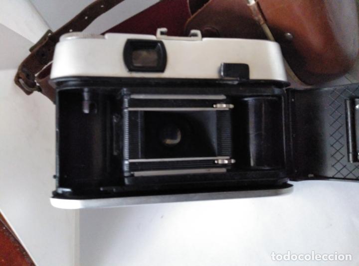 Cámara de fotos: cámara Regula L con funda cuero funcionando - Foto 8 - 177720090