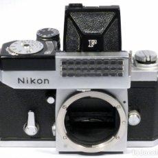 Cámara de fotos: NIKON F VISOR CINTURA Y FOTÓMETRO (MODEL3). Lote 178383137