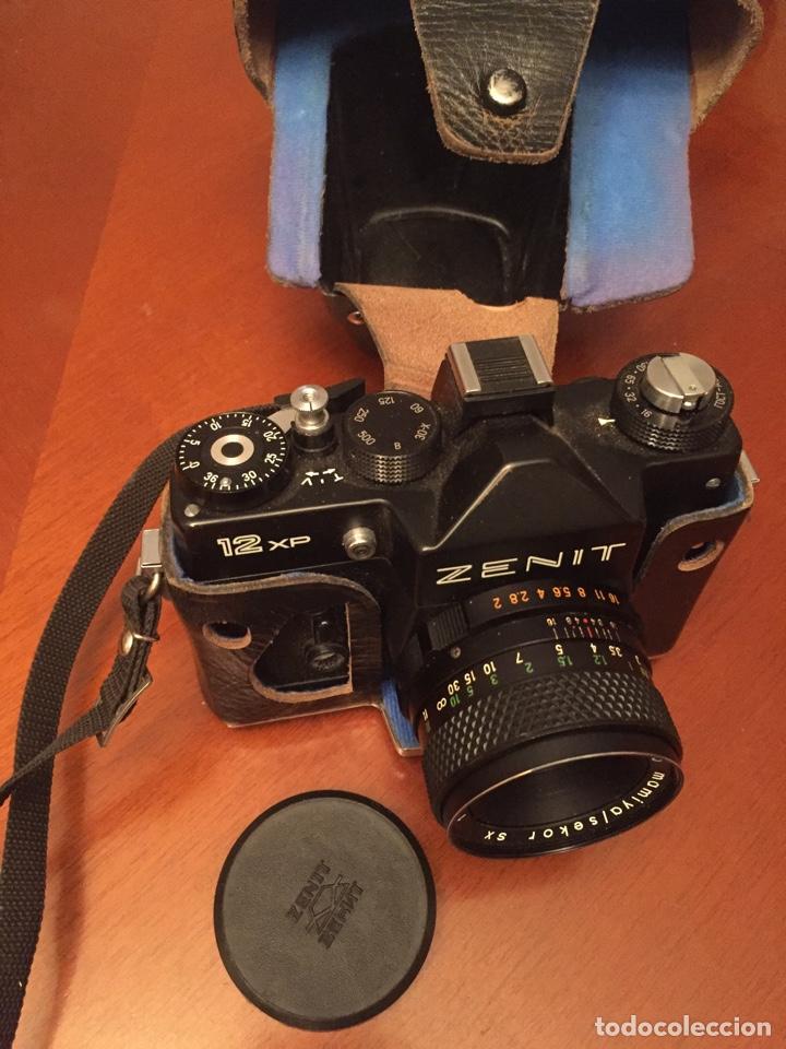Cámara de fotos: Cámara Zenit 12xp - Foto 2 - 178605903