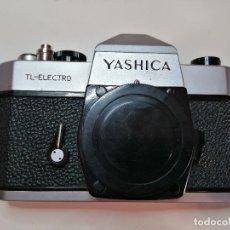 Cámara de fotos: YASHICA TL-ELECTRO, AÑOS 80 (SIN PROBAR). Lote 179067977