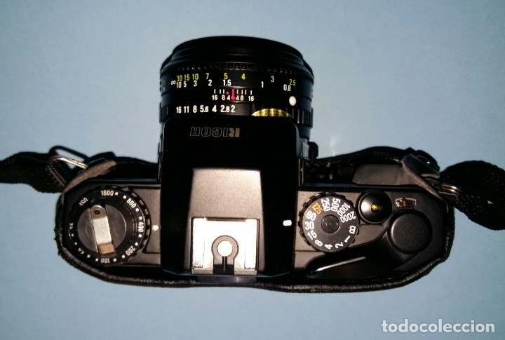 Cámara de fotos: RICOH KR-5 SUPER II. ZOOM. EXTRAS - Foto 3 - 179159145