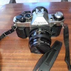 Fotocamere: CANON AE1 PROGRAM AE-1. Lote 180044416