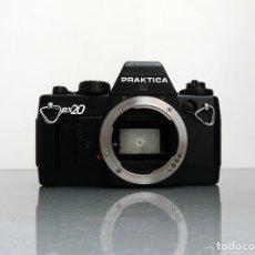 Cámara de fotos: CAMARA REFLEX ANALOGICA PRAKTICA BX20-DEFECTUOSA REF 26. Lote 180390150