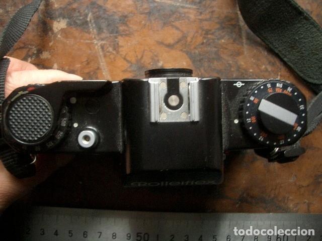 Cámara de fotos: Rolleiflex sl 35 M cuerpo - Foto 3 - 180459248
