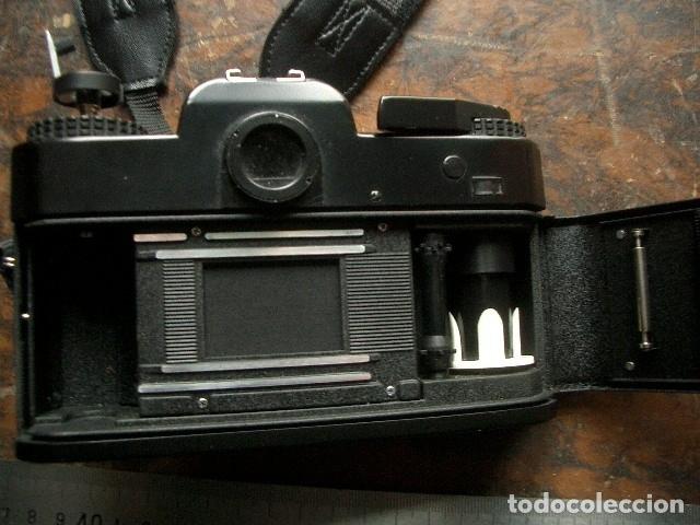 Cámara de fotos: Rolleiflex sl 35 M cuerpo - Foto 8 - 180459248