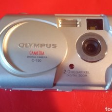 Cámara de fotos: CÁMARA DE FOTOS OLYMPUS. Lote 180894768