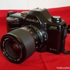 Cámara de fotos: CÁMARA YASHICA 108 MULTIPROGRAM. Lote 181400117