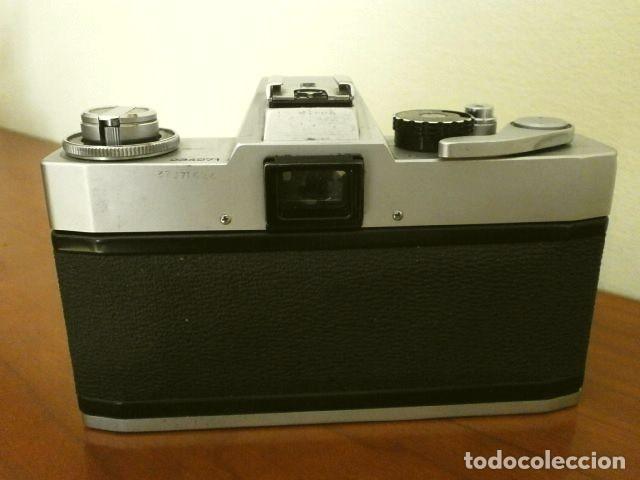 Cámara de fotos: Cámara CANON EX auto (años 70) Equipo Completo: Cámara + 4 Objetivos (50, 35, 95 y 125 mm) + filtro - Foto 7 - 181596315
