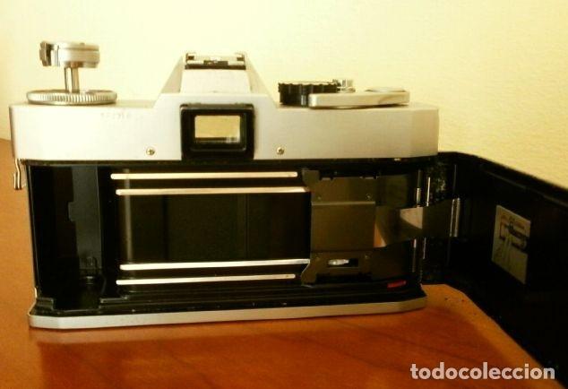 Cámara de fotos: Cámara CANON EX auto (años 70) Equipo Completo: Cámara + 4 Objetivos (50, 35, 95 y 125 mm) + filtro - Foto 8 - 181596315