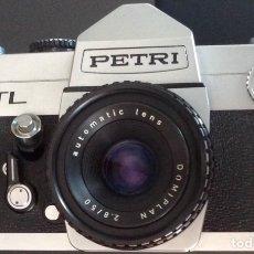 Cámara de fotos: PETRI TTL. Lote 181875433