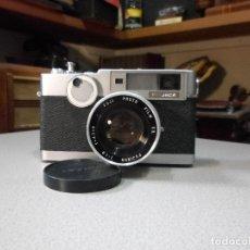 Cámara de fotos: CÁMARA FUJICA V2 1964. Lote 182387487