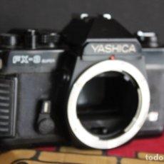 Cámara de fotos: CUERPO YASHICA FX-3 SUPER. Lote 182994621
