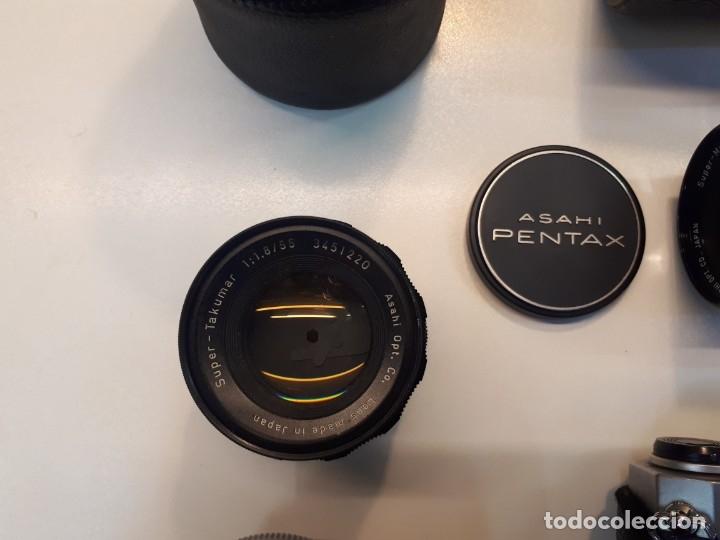Cámara de fotos: Lotazo Asahi Pentax, ver contenido. - Foto 7 - 183186176