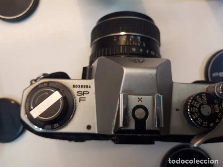 Cámara de fotos: Lotazo Asahi Pentax, ver contenido. - Foto 13 - 183186176