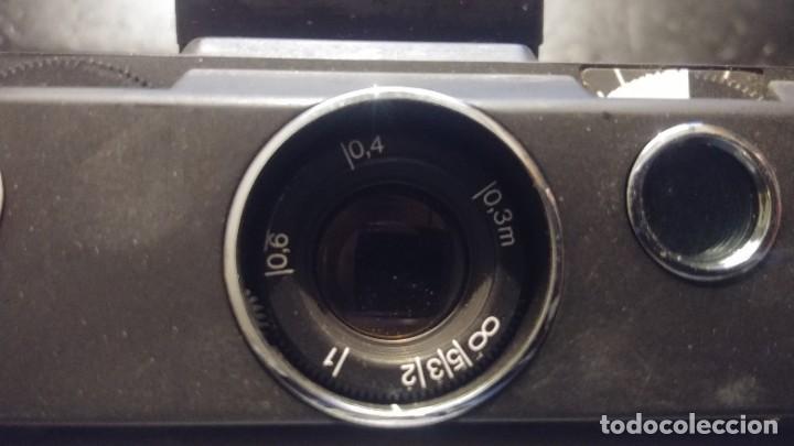 Cámara de fotos: Polaroid SX 70 Land Camera Model 2 con Flasch PK 70 XB - Foto 10 - 183531322