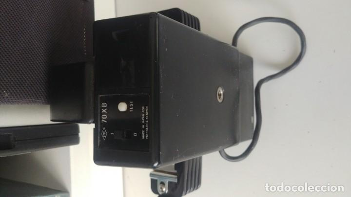 Cámara de fotos: Polaroid SX 70 Land Camera Model 2 con Flasch PK 70 XB - Foto 18 - 183531322