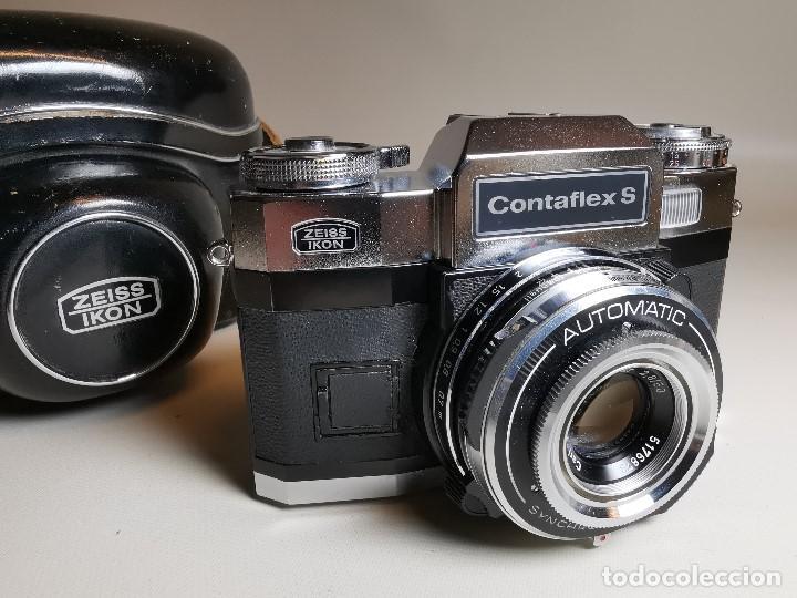 Cámara de fotos: ZEISS IKON CONTAFLEX S - Foto 6 - 184647058