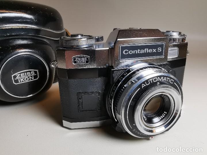 Cámara de fotos: ZEISS IKON CONTAFLEX S - Foto 7 - 184647058