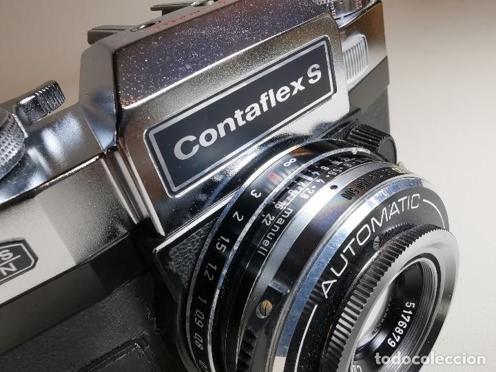 Cámara de fotos: ZEISS IKON CONTAFLEX S - Foto 10 - 184647058