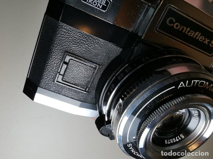 Cámara de fotos: ZEISS IKON CONTAFLEX S - Foto 36 - 184647058