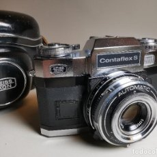 Cámara de fotos: ZEISS IKON CONTAFLEX S . Lote 184647058