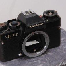Cámara de fotos: VOIGTLANDER VSL3-E. Lote 186399800