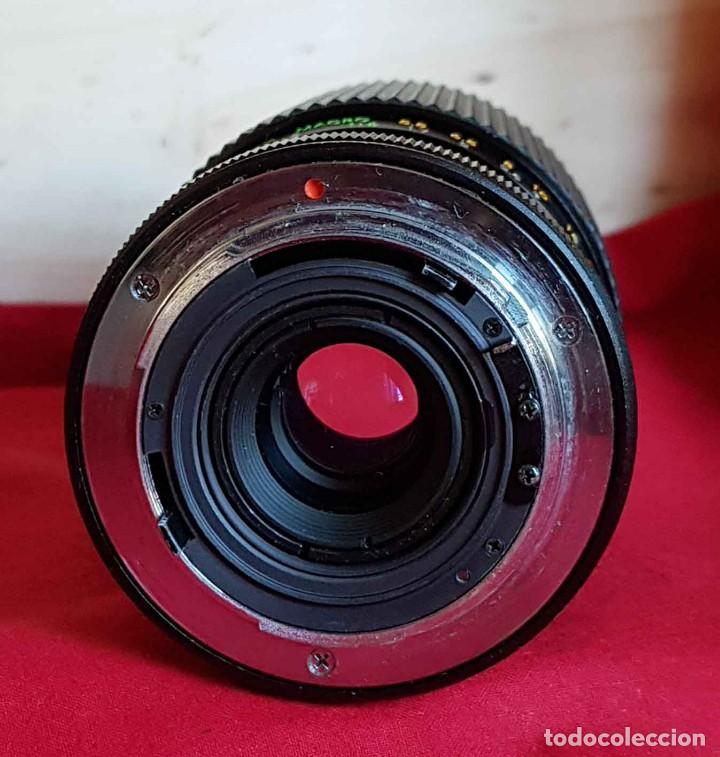 Cámara de fotos: CAMARA YASHICA FX2, con zoom 80/200 - Foto 9 - 186431321
