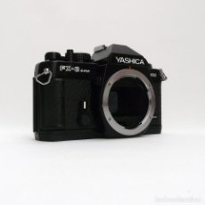 Cámara de fotos: CUERPO CAMARA YASHICA FX-3 SUPER 200 A CARRETE. Lote 187447917