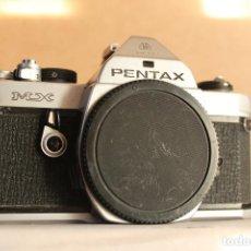 Cámara de fotos: PENTAX MX (CUERPO + TAPA). Lote 189889135