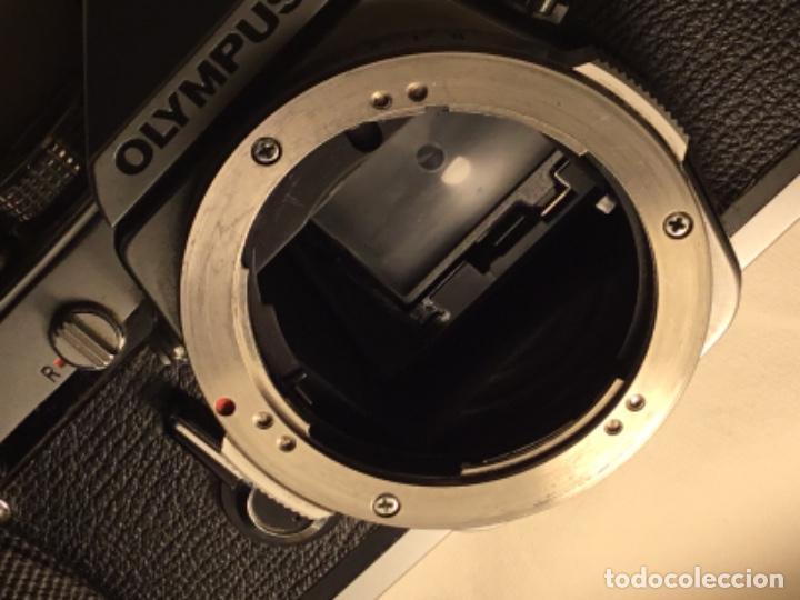 Cámara de fotos: Olympus OM 1 cuerpo sin objetivo - Foto 9 - 168615436