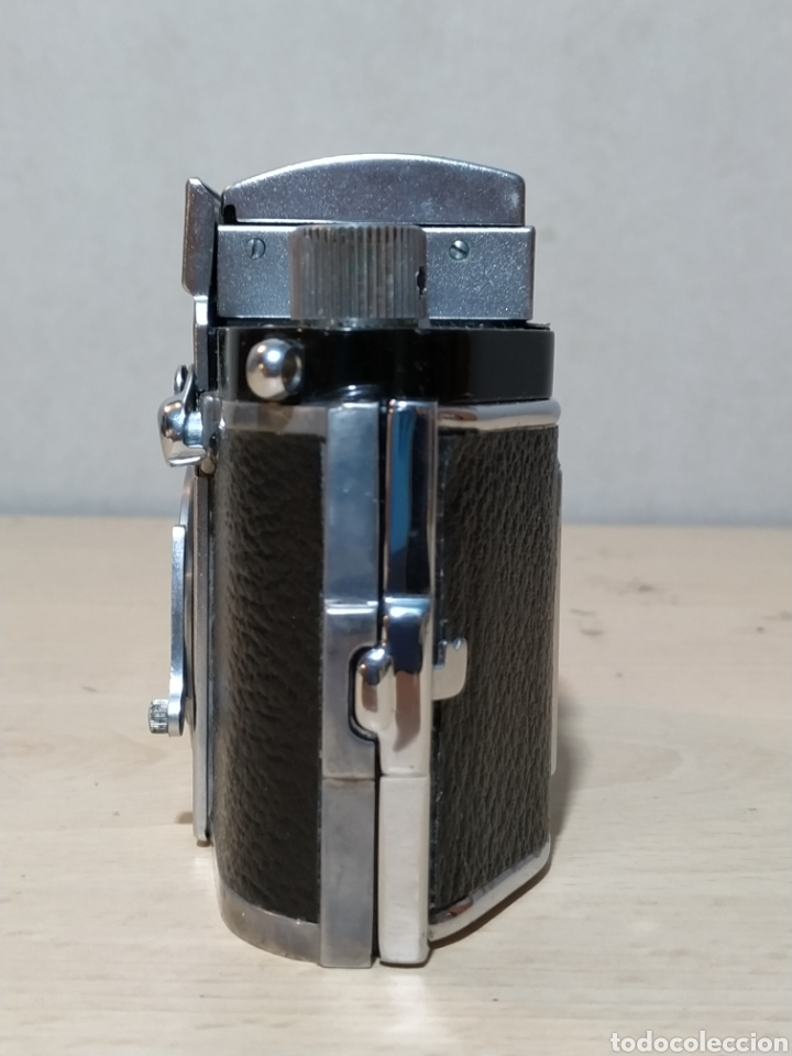 Cámara de fotos: Ihagee Exa version 6 SLR 35 mm - Dresden 1961 - Foto 2 - 190316476