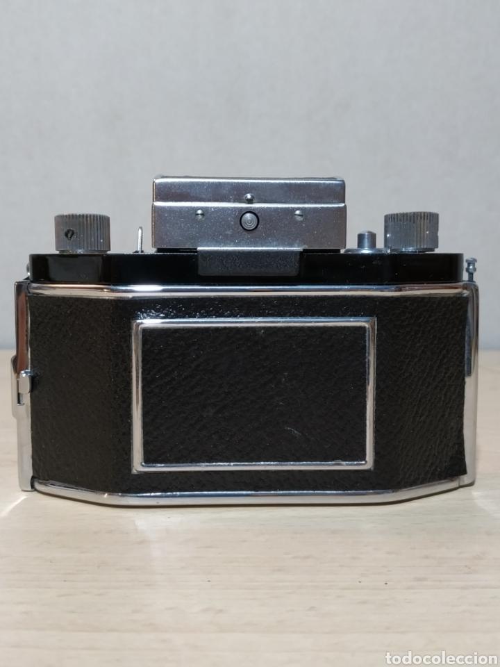 Cámara de fotos: Ihagee Exa version 6 SLR 35 mm - Dresden 1961 - Foto 3 - 190316476