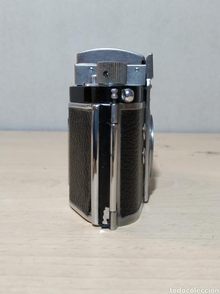 Cámara de fotos: Ihagee Exa version 6 SLR 35 mm - Dresden 1961 - Foto 4 - 190316476