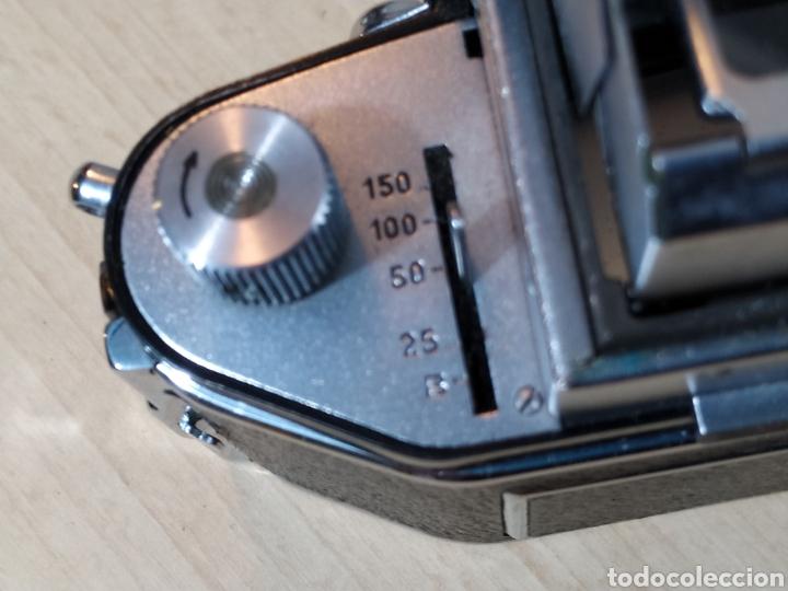 Cámara de fotos: Ihagee Exa version 6 SLR 35 mm - Dresden 1961 - Foto 9 - 190316476