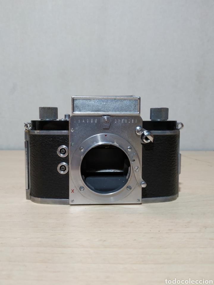 IHAGEE EXA VERSION 6 SLR 35 MM - DRESDEN 1961 (Cámaras Fotográficas - Réflex (no autofoco))