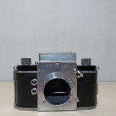 Cámara de fotos: IHAGEE EXA VERSION 6 SLR 35 MM - DRESDEN 1961. Lote 190316476