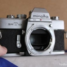 Cámara de fotos: CUERPO MINOLTA SRT-101. Lote 190591900