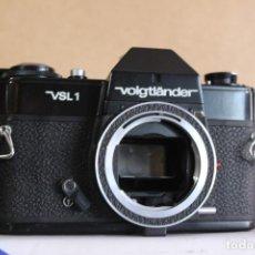 Cámara de fotos: CUERPO VOIGTLANDER VSL-1. Lote 190591943