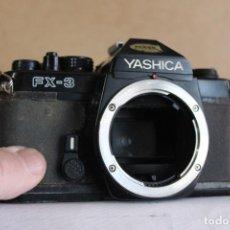 Cámara de fotos: CUERPO YASHICA FX-3 SUPER. Lote 190592017