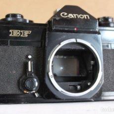 Cámara de fotos: CUERPO CANON EF. Lote 190593013